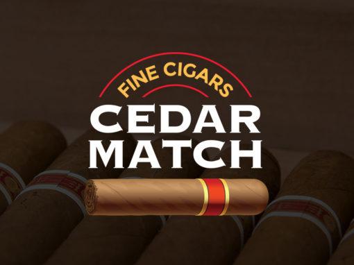Cedar Match